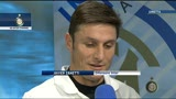 13/03/2013 - Papa Francesco, il commento di Javier Zanetti