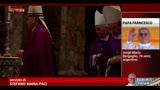 Bergoglio eletto papa: sono andati a prendermi lontano