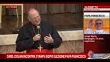 Elezione Papa Francesco, il commento del cardinale Dolan