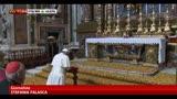 Ieri, dopo l'elezione, la telefonata del Papa ad una fedele
