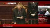 Senato, Colombo: tocca al parlamento ricomporre divisioni
