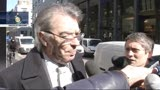 15/03/2013 - Inter, Moratti: &quot;Ora lottiamo per il posto Champions&quot;