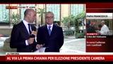 Il deputato PDL Rotondi: oggi sarà difficile l'accordo