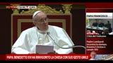 15/03/2013 - Papa: Benedetto XVI ha rinvigorito la Chiesa con gesto umile
