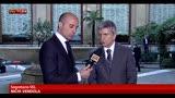 Vendola:centrosinistra voti presidenza Camera a Cinquestelle
