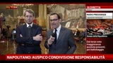 Stallo Presidenza Camere, parla Benedetto Della Vedova