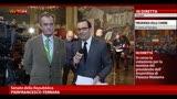 Stallo Presidenza Camere, intervista a Roberto Calderoli