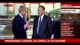 Stallo presidenza Camere, intervista a Lorenzo Cesa (UDC)