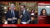 Elezioni presidente Senato, le parole di Paolo Romani