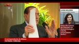 16/03/2013 - Processo Mediaset, accolto il legittimo impedimento