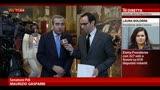 Voto Presidente Senato, Gasparri: auspichiamo appoggio Monti