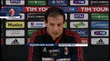 16/03/2013 - Allegri: &quot;Siamo gi concentrati sulla corsa Champions&quot;