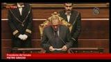 Grasso: dobbiamo iniziare una nuova fase costituente