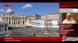 Domani il primo Angelus di Papa Francesco