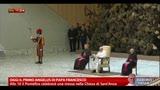 17/03/2013 - Oggi il primo Angelus di papa Francesco