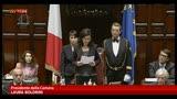 17/03/2013 - Boldrini, ci impegneremo a restituire dignità a ogni diritto