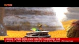 """I Croods, tappeto rosso a New York per i """"cavernicoli"""" in 3D"""