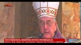 Papa Francesco, Argentina in festa per Bergoglio