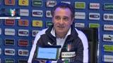 Prandelli sul campionato: da Totti a Conte
