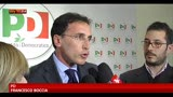 18/03/2013 - PD, Boccia: serve governo forte in tempi rapidi