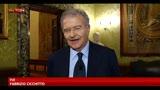 """18/03/2013 - Cicchitto: """"Messaggio di pace a Pd ma pronti a fare guerra"""""""