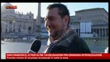 18/03/2013 - Papa, oltre 130 delegazioni per cerimonia intronizzazione