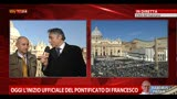 19/03/2013 - Inizio Pontificato, il nipote di Papa Giovanni XXIII