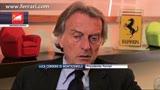 19/03/2013 - Montezemolo, la Ferrari sta mantenendo le speranze