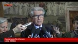 20/03/2013 - Zanda: bene presidenti Camere, dare subito governo al Paese