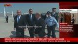 "Obama a Netanyahu: sempre ""red lines"" da non superare"