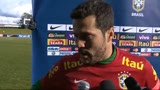 21/03/2013 - Julio Cesar: &quot;Ci stiamo preparando per vincere il Mondiale&quot;