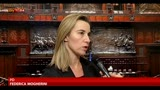 Marò, Mogherini: gestione a dir poco confusa