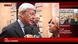 23/03/2013 - Romani: PD verifichi larghe intese, no pregiudizi su PDL