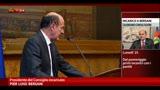 23/03/2013 - Bersani: in agenda norme stringenti su ineleggibilità