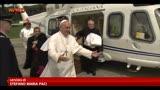 Francesco e Benedetto XVI, immagini dello storico incontro
