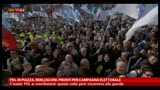 Berlusconi: se il PD prende anche il Colle è un golpe