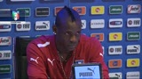 24/03/2013 - Balotelli: &quot;Non mi reputo tra i 5 pi forti del mondo&quot;