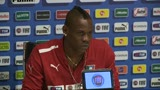 """Balotelli: """"Mi piacerebbe giocare con Totti"""""""