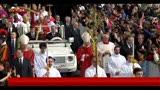 Papa Francesco: non fatevi rubare la speranza
