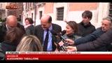 Bersani: mia offerta politica rivolta a tutti