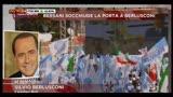 Berlusconi: PD faccia governo con noi o si voti