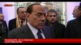 Berlusconi: se PD prende il Colle bloccheremo il Parlamento
