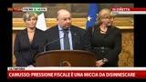 Consultazioni, Centrella: serve riforma fiscale più equa