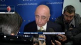 25/03/2013 - Milan, Galliani: &quot;Siamo molto felici per Balotelli&quot;