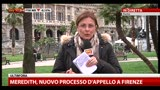26/03/2013 - Meredith, nuovo processo d'appello a Firenze