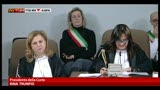 26/03/2013 - Atti processo Scazzi, giudici si astengono dal giudizio