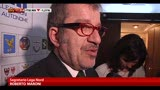 26/03/2013 - Maroni: &quot;Alfano vicepremier? Mi interessa ascoltare Bersani&quot;