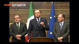 26/03/2013 - Consultazioni governo, parlano i rappresentanti PDL-Lega