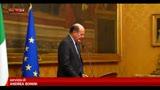 26/03/2013 - M5S all'unanimità no alla fiducia per Bersani