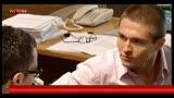 26/03/2013 - Omicidio Meredith, Sollecito a Sky TG24: non posso parlare